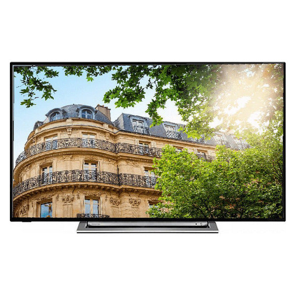 "Smart TV Toshiba 58UL3B63DG 58"" 4K Ultra HD DLED WiFi Zwart"