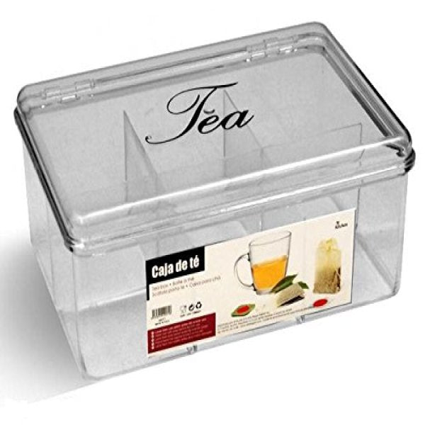 Box for Infusions Transparant