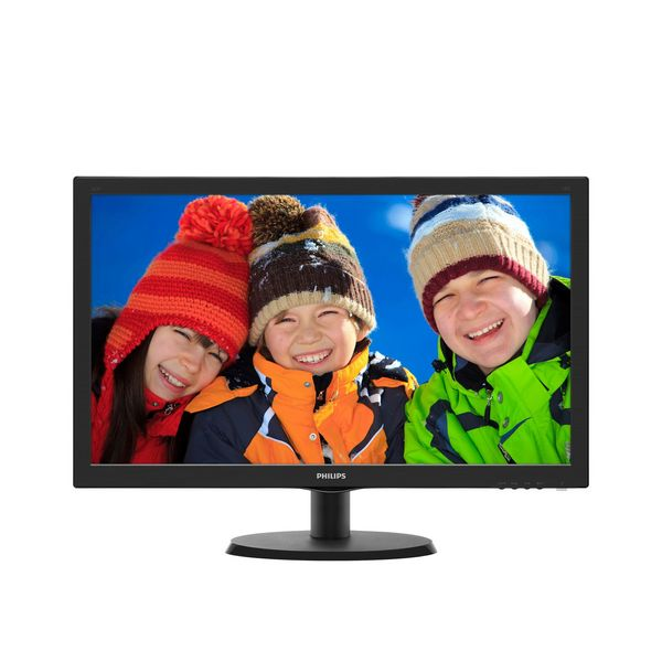 "Philips 223V5LHSB2 Monitor 21,5"" Led 16:9 5 ms HDMI"