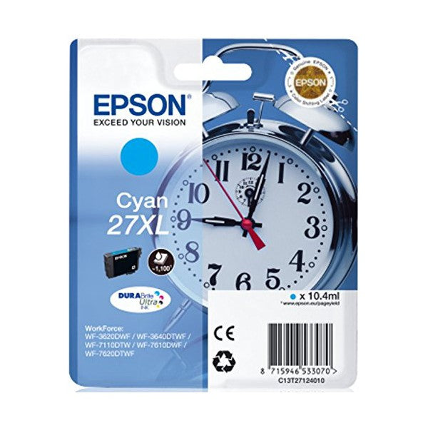 Originele inkt cartridge Epson T27XL