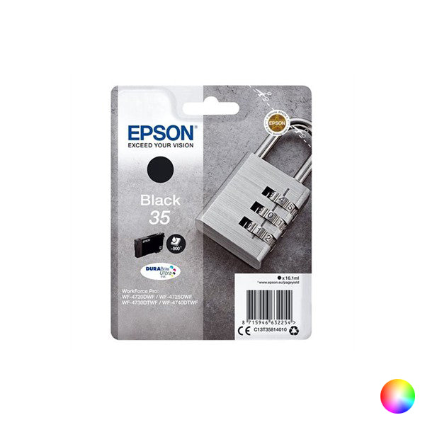 Originele inkt cartridge Epson T358 (16,1 ml)