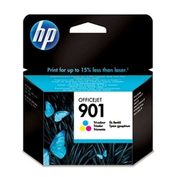 Originele inkt cartridge Hewlett Packard CC656AE Tricolor