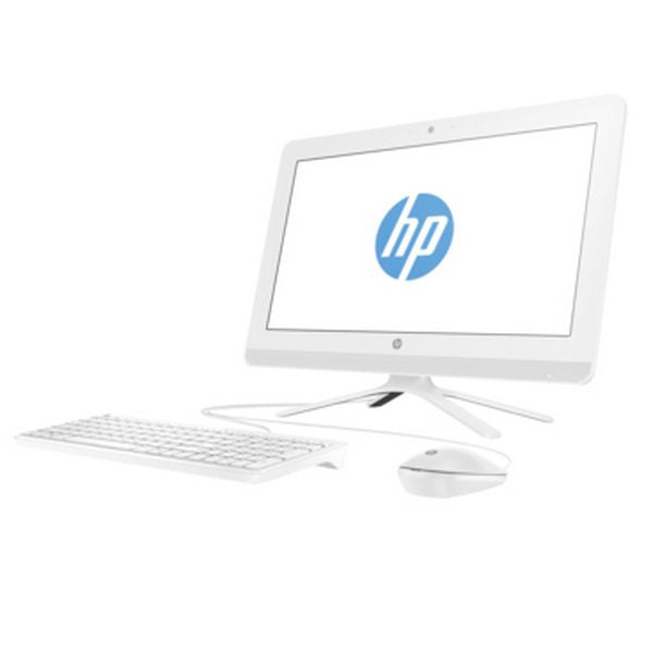 "Desktop PC HP 20-c000ns 19.5"" E2-7110 1 TB Windows 10 Wit"