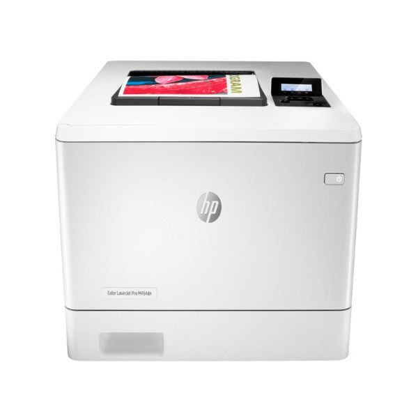 Laserprinter HP LaserJet Pro M454dn 27 ppm Bluetooth Wit