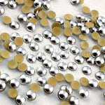 Hot Fix Round Rhinestud SS12 SS16 - 720 and 1200 pieces