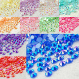 Rhinestones 3mm Glossy Pearl - 1000, 3000, 5000 or 10,000 pieces