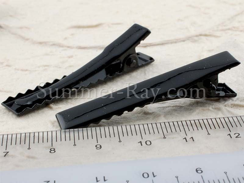 Hair Clip Alligator 45mm - 100 pieces