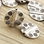 Tibetan Silver Spacer Beads (T865)