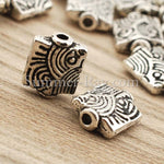 Tibetan Silver Spacer Beads (T8916)