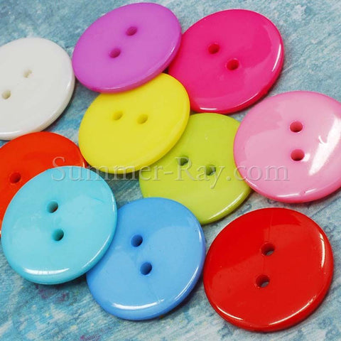 25mm 2eye Buttons