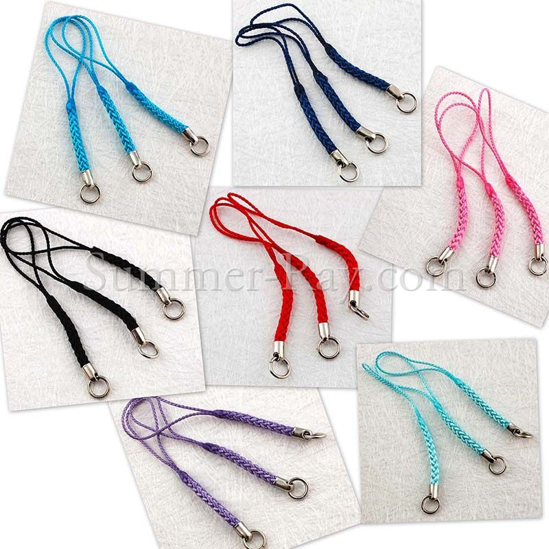 Mini Lanyard with Jump Ring - 50 pieces