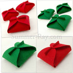 Felt Favor Boxes - 20 pieces