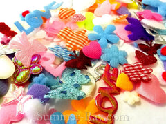 Fabric Embellishment Mixed Mystery Pack