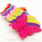 Felt Butterfly Lollipop Tags