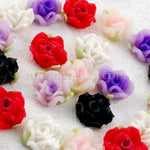 Fimo Polymer Clay Wild Rose