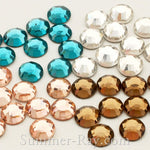 5 mm Glass Crystal Rhinestones
