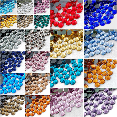 Hot Fix Rhinestone SS20 - 288 pieces