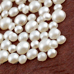 Hot Fix Ivory Pearls SS10 SS16 - 720 pieces