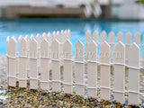 Miniature Fence - by the pool