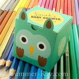 Little Green Owl