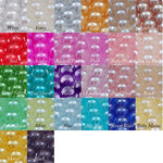 Flat Back Pearls 3mm - 2000 and 10000 pieces