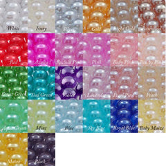 Flat Back Pearls 3mm - 1000 and 10000 pieces