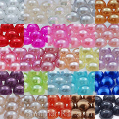 Flat Back Pearls 4mm - 1000, 5000 and 10000 pieces