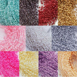 Pearl Bead Trim / Ribbon / Lace - 100 pieces