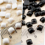 Rhinestones 4mm Mosaic Pearl Square - 500, 5000 or 10000 pieces