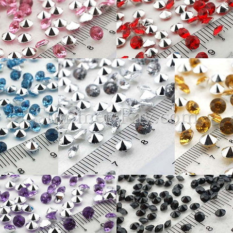 Prism Shaped Rhinestones