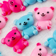 Resin Teddy Bears