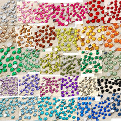 Rhinestones 5mm - 10,000 pcs Large Lot Size