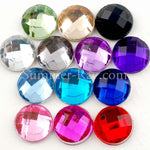 Rhinestones 8mm Globe Cut - 200, 1000 or 2000 pieces