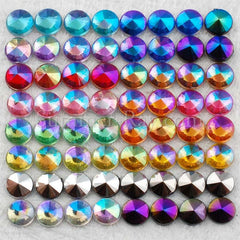 Rhinestones 5mm AB Pointed - 500, 2000, or 5000 pieces