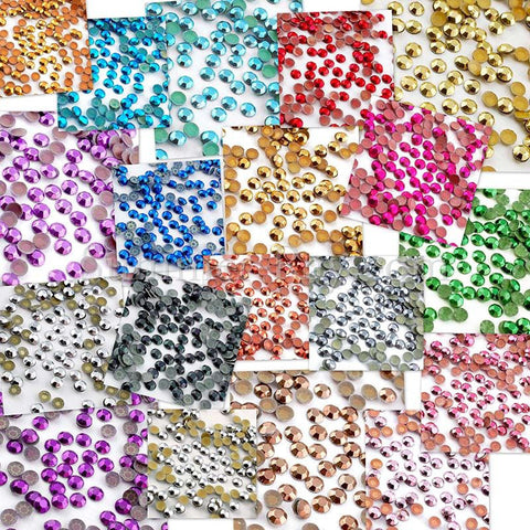 Hot Fix Rhinestud SS12 - 1200 pieces