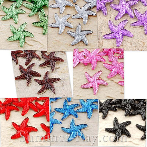 Jewels Starfish 19mm - 100, 500 or 1000 pieces