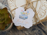 Thank You for Driving by Tags Birthday Favors Tags Party Parade Tags