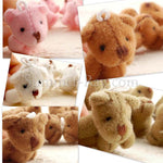 Mini Teddy Bear 35mm - 10 or 50 pieces