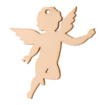 Wooden Angel Design I