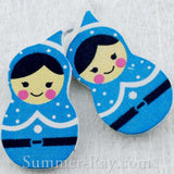 Matryoshka Blue