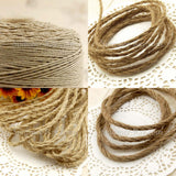 Natural Jute Burlap String