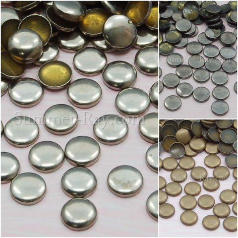 Hot Fix Nailhead Rhinestud SS25 - 445 and 500 pieces