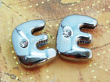Alphabet Slider Beads with Wrist Straps