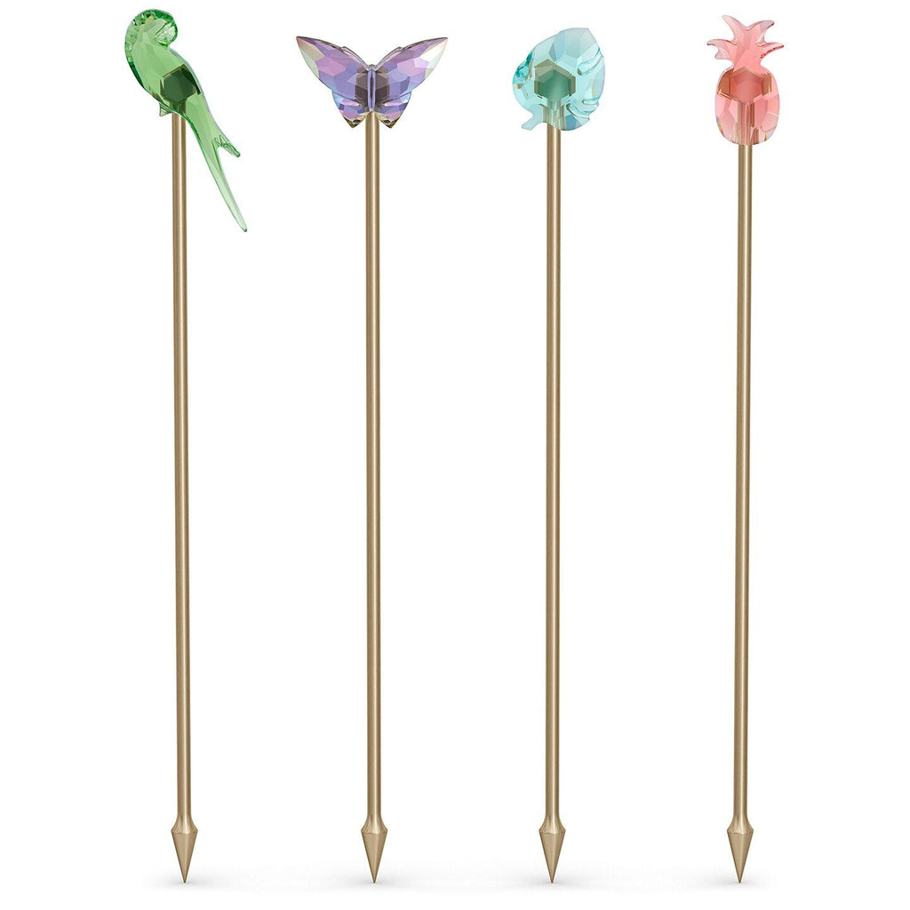 Swarovski Jungle Beats: Cocktail Stirrers, 5557812