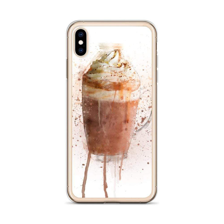 Woolly Mammoth Media Hot Chocolate iPhone Case Cover