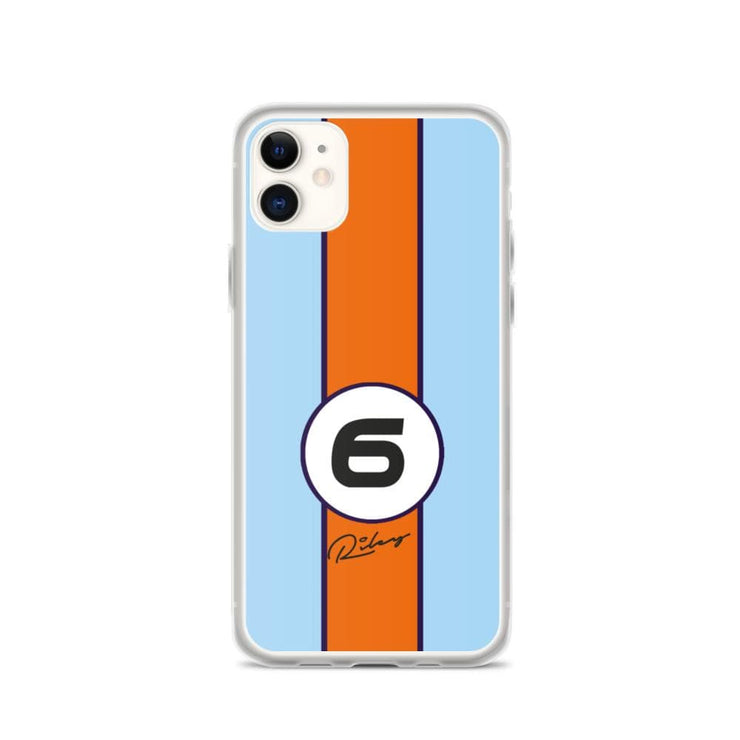 Woolly Mammoth Media iPhone 11 Gulf iPhone Case