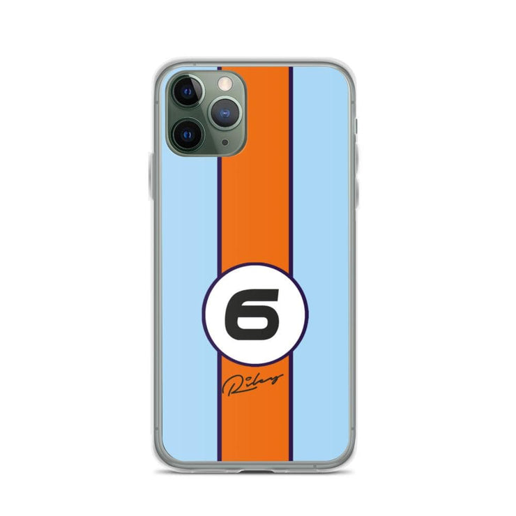 Woolly Mammoth Media iPhone 11 Pro Gulf iPhone Case