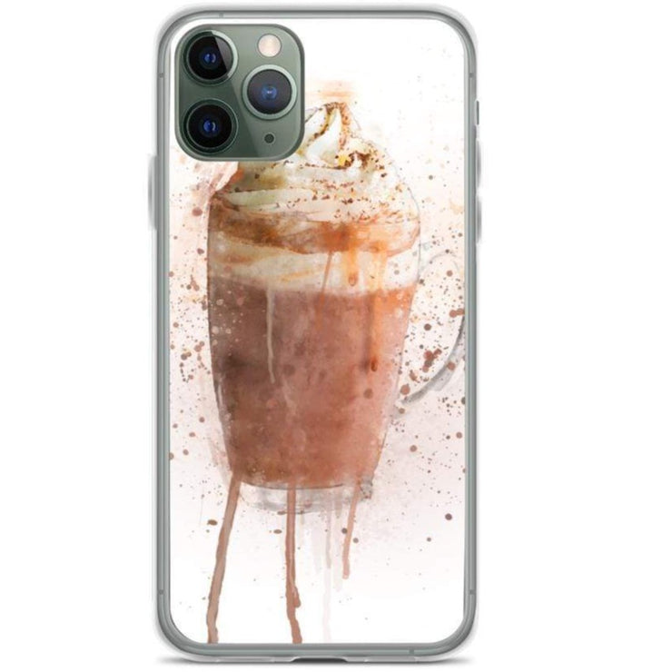 Woolly Mammoth Media iPhone 11 Pro Hot Chocolate iPhone Case Cover