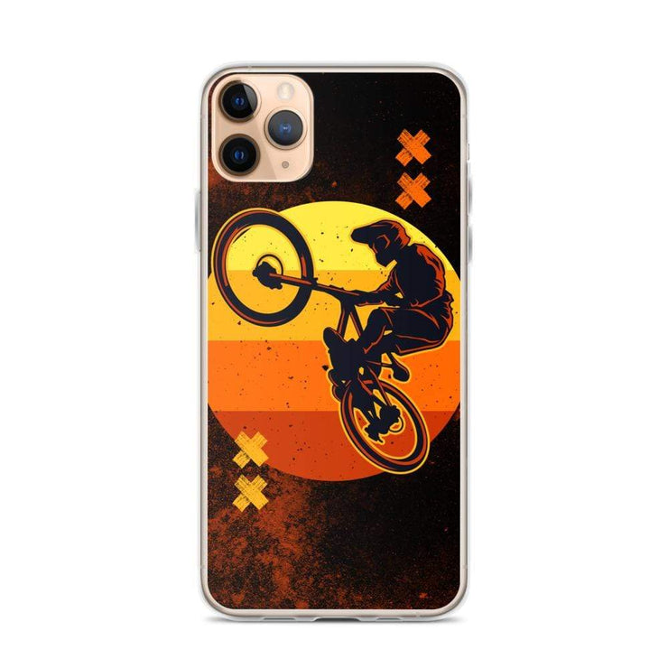 Woolly Mammoth Media iPhone 11 Pro Max BMX Bike iPhone Case