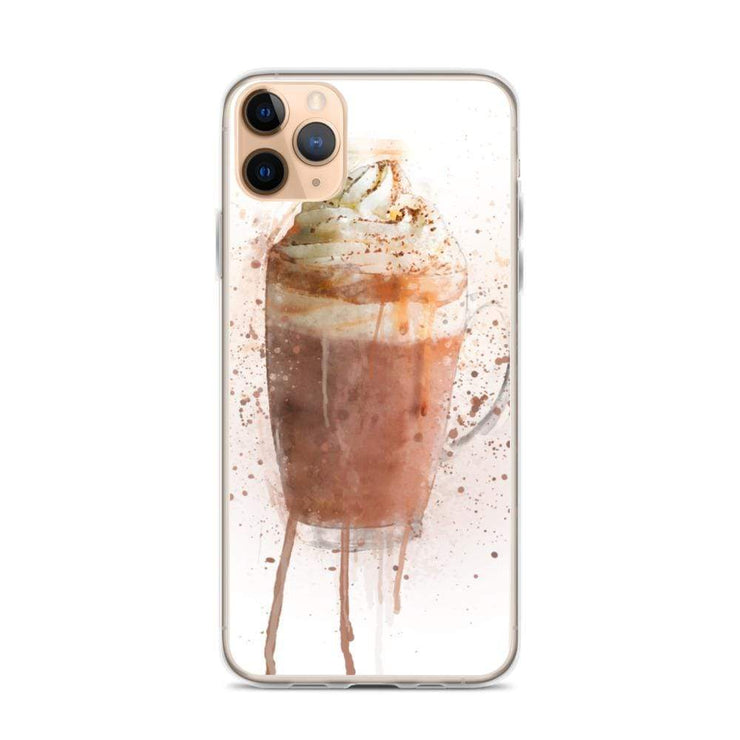 Woolly Mammoth Media iPhone 11 Pro Max Hot Chocolate iPhone Case Cover